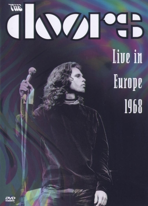 The Doors: Live in Europe 1968 - Movie Cover (thumbnail)
