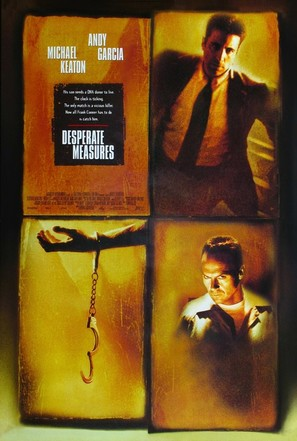 Desperate Measures - Movie Poster (thumbnail)