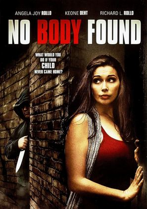 No Body Found - DVD cover (thumbnail)
