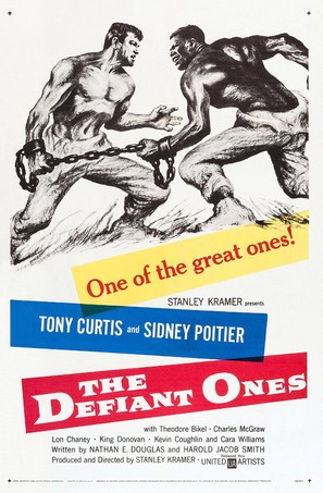 The Defiant Ones - Movie Poster (thumbnail)