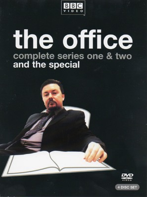 """""""The Office"""" - Movie Cover (thumbnail)"""