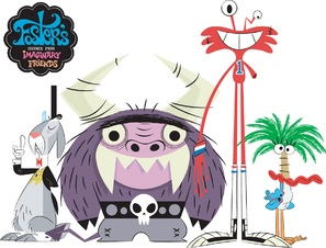 """""""Foster's Home for Imaginary Friends"""" - poster (thumbnail)"""