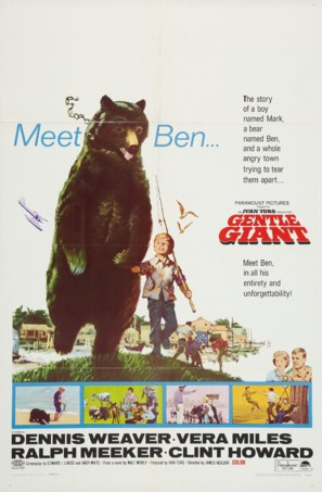 Gentle Giant - Movie Poster (thumbnail)
