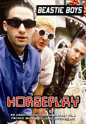 Beastie Boys 'Horseplay' - DVD cover (thumbnail)