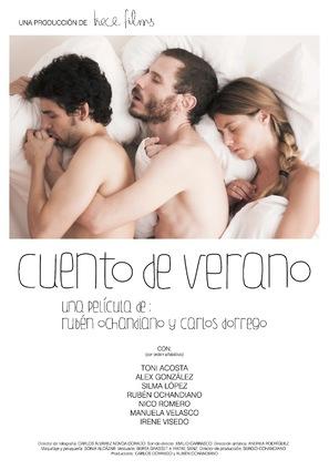 Cuento de verano - Spanish Movie Poster (thumbnail)