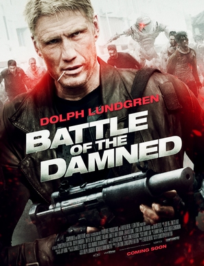 Battle of the Damned - Movie Poster (thumbnail)