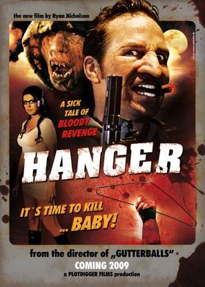 Hanger - Canadian Movie Poster (thumbnail)