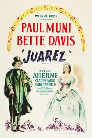 Juarez - Movie Poster (thumbnail)