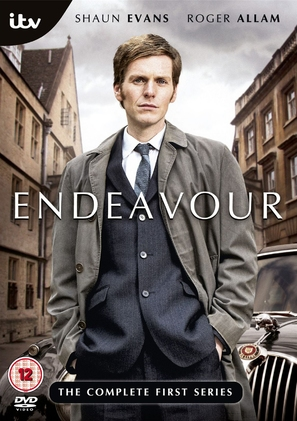 """Endeavour"" - British DVD movie cover (thumbnail)"