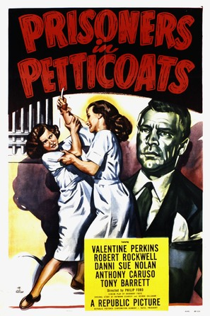 Prisoners in Petticoats - Movie Poster (thumbnail)