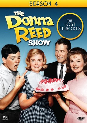 """The Donna Reed Show"" - DVD cover (thumbnail)"