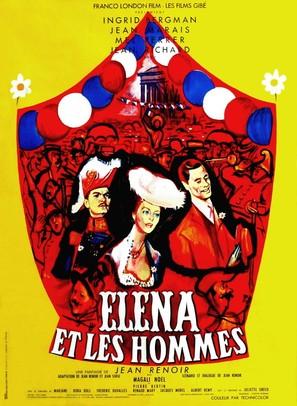 Elena et les hommes