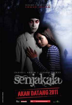 Senjakala - Malaysian Movie Poster (thumbnail)