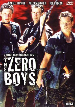 The Zero Boys - DVD cover (thumbnail)