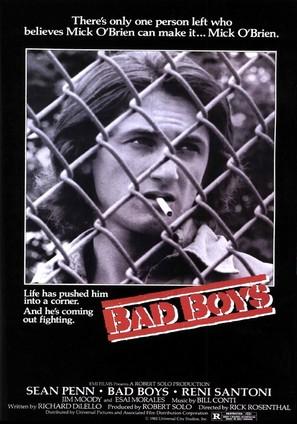 Bad Boys - Movie Poster (thumbnail)