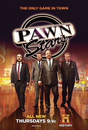 """Pawn Stars"" - Movie Poster (thumbnail)"