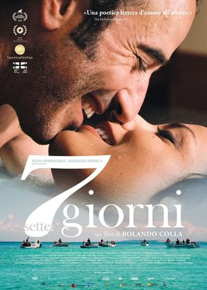 7 Giorni - Italian Movie Poster (thumbnail)