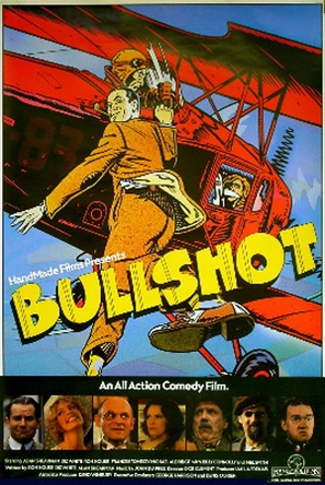 Bullshot Crummond - Movie Poster (thumbnail)
