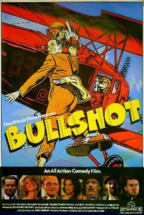 Bullshot Crummond - Movie Poster (thumbnail)