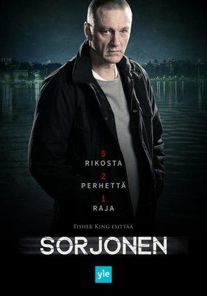 """""""Sorjonen"""" - Finnish Movie Poster (thumbnail)"""