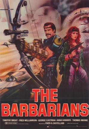 I nuovi barbari - Movie Poster (thumbnail)