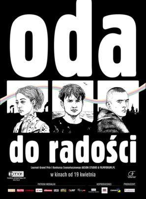 Oda do radosci - Polish poster (thumbnail)