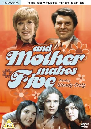 """And Mother Makes Five"" - British DVD cover (thumbnail)"