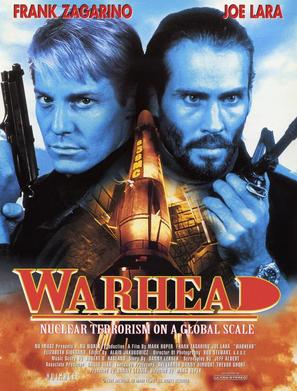 Warhead - Movie Poster (thumbnail)