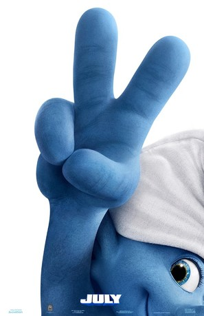 The Smurfs 2 - Movie Poster (thumbnail)