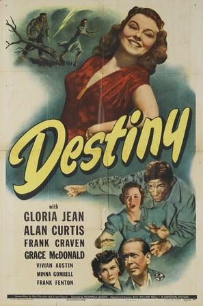Destiny - Movie Poster (thumbnail)