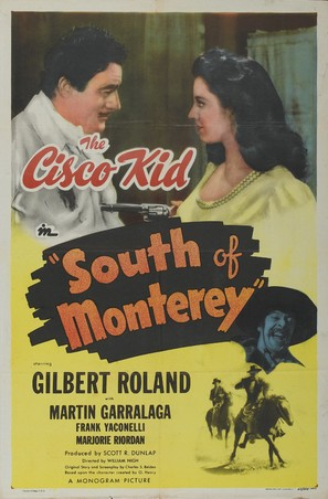 South of Monterey - Movie Poster (thumbnail)