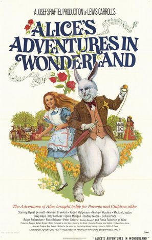 Alice's Adventures in Wonderland - Movie Poster (thumbnail)