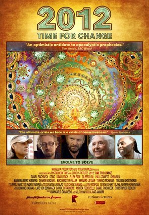 2012: Time for Change - Movie Poster (thumbnail)