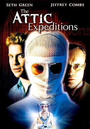 The Attic Expeditions - Movie Cover (thumbnail)