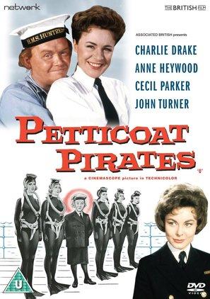 Petticoat Pirates - British DVD movie cover (thumbnail)
