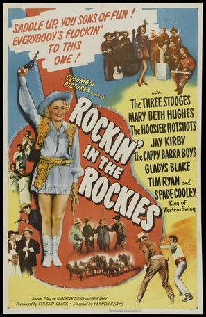 Rockin' in the Rockies - Movie Poster (thumbnail)