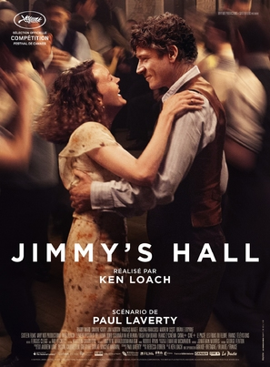 Jimmy's Hall - French Movie Poster (thumbnail)