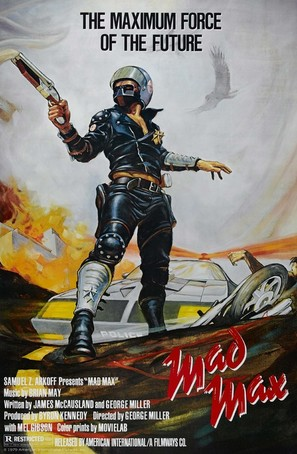 Mad Max - Movie Poster (thumbnail)