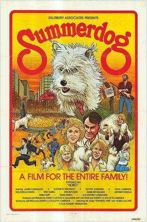 Summerdog - Movie Poster (thumbnail)