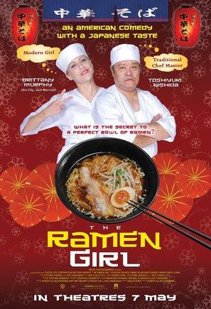 The Ramen Girl - Movie Poster (thumbnail)