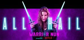"""Warrior Nun"""