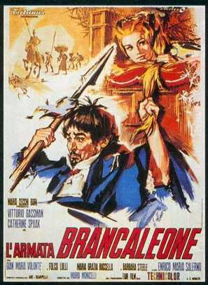 Armata Brancaleone, L'