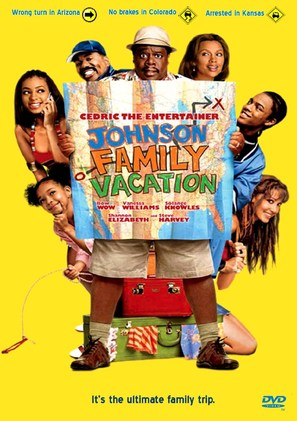 Johnson Family Vacation - poster (thumbnail)