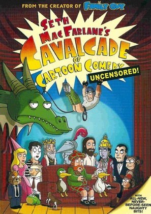 """Cavalcade of Cartoon Comedy"" - Movie Cover (thumbnail)"