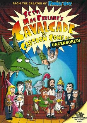 """""""Cavalcade of Cartoon Comedy"""" - Movie Cover (thumbnail)"""