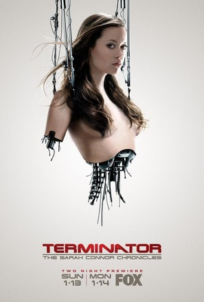 """Terminator: The Sarah Connor Chronicles"" - Movie Poster (thumbnail)"