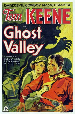 Ghost Valley - Movie Poster (thumbnail)