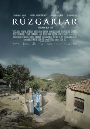 Rüzgarlar - Turkish Movie Poster (thumbnail)