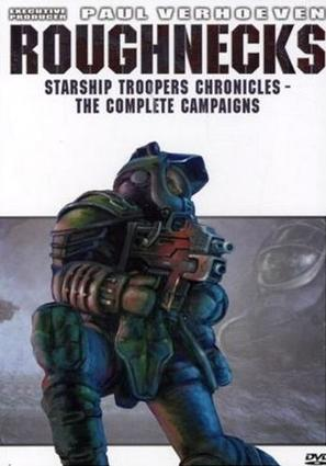 """Roughnecks: The Starship Troopers Chronicles"" - DVD movie cover (thumbnail)"
