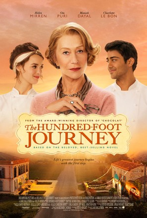 The Hundred-Foot Journey - Movie Poster (thumbnail)